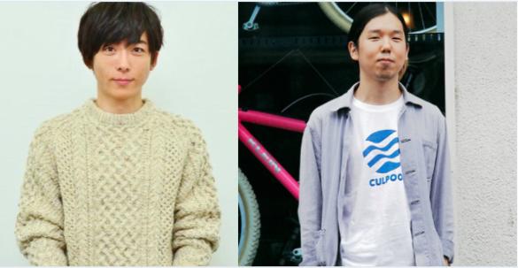 【左:高橋一生さん 右:安部勇磨さん】